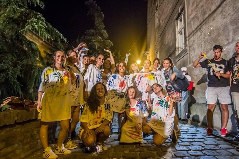 Street Dancers of Novi Sad