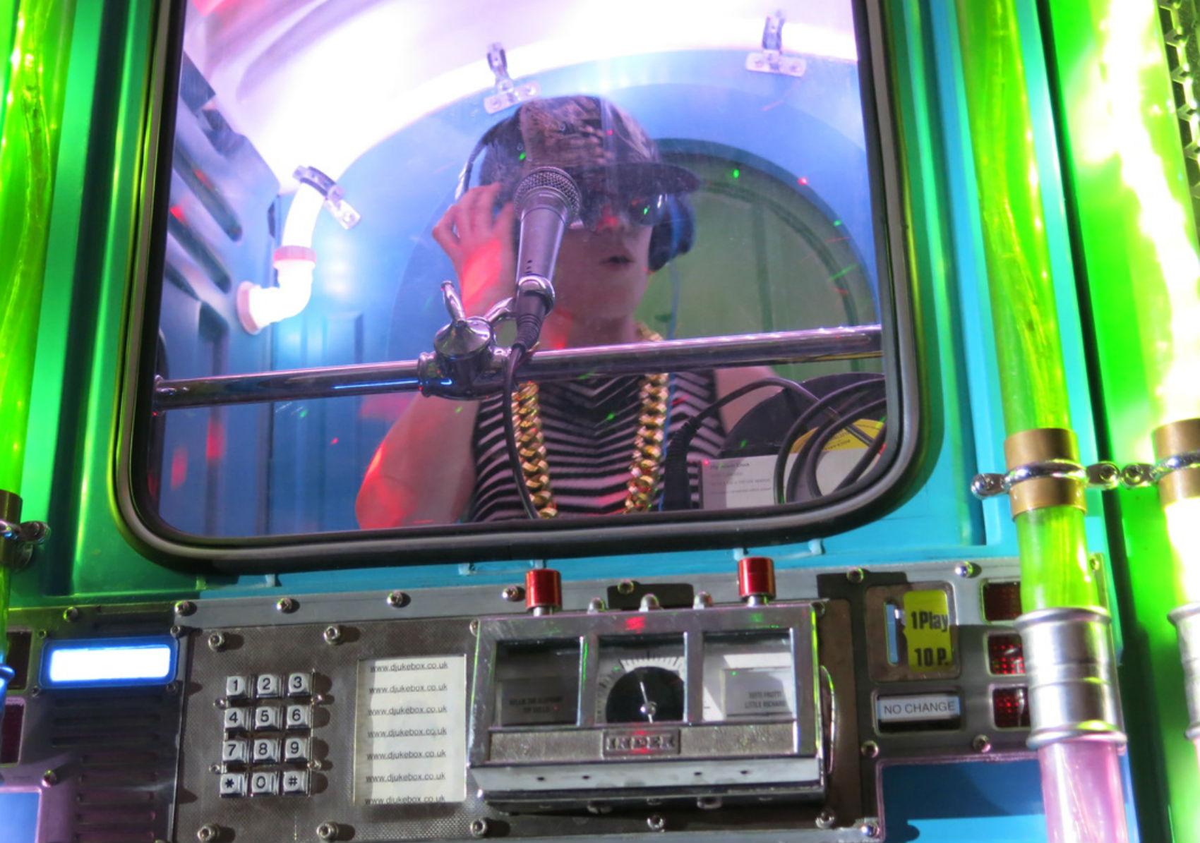 Human Jukebox