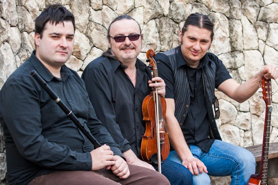 Patrick Walker Trio