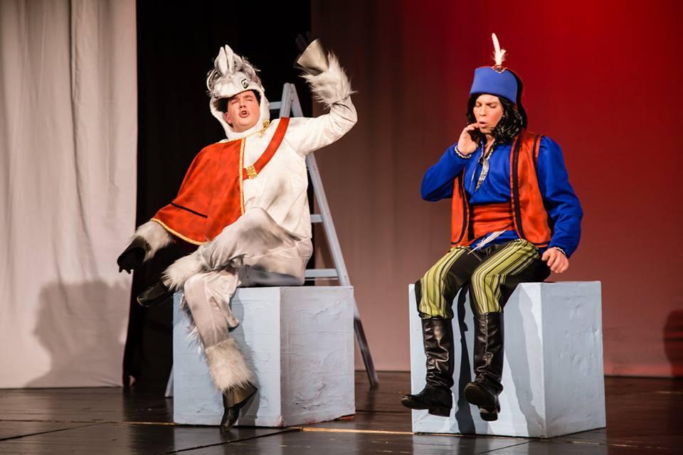 Dobrica Milutinović Theatre