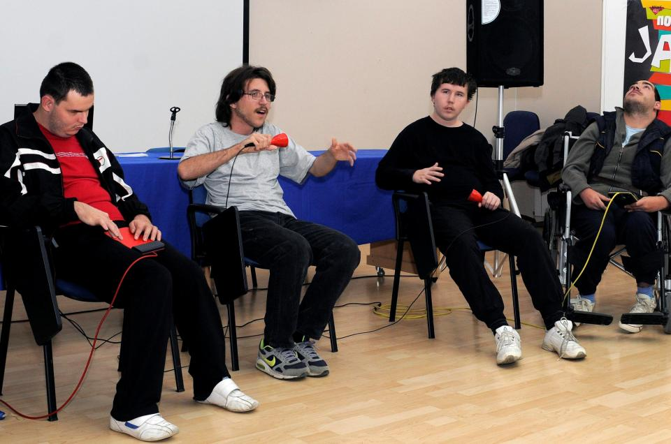 The Soundbeam Orchestra Dobri ljudi