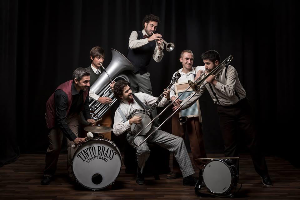 Tinto Brass Street Band