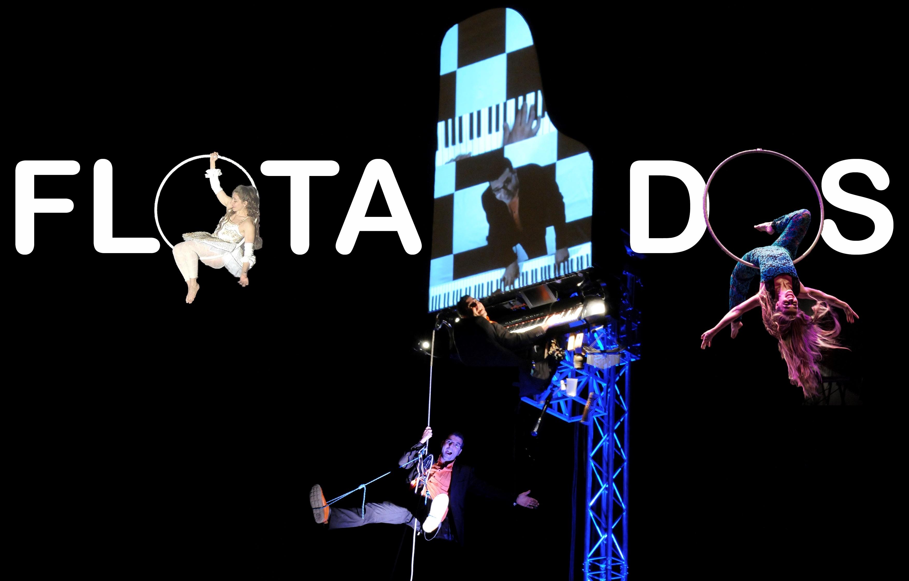 """Otvaranje festivala, David Moreno & Cia. """"Floten Tecles"""""""