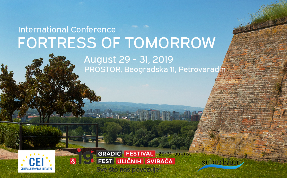 Konferencija – Fortresses of Tomorrow