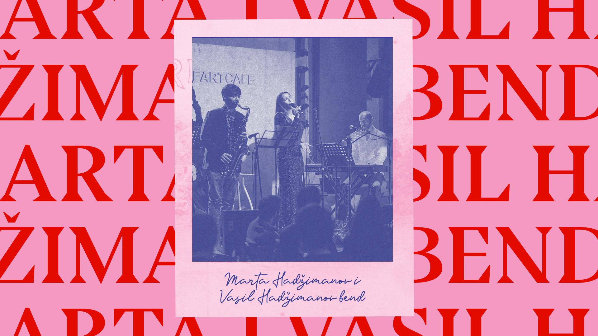 Marta Hadžimanov i Vasil Hadžimanov Band